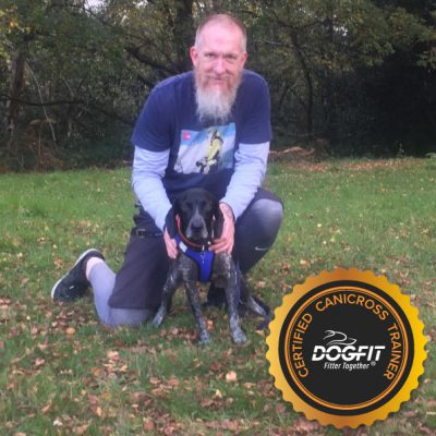 DogFit Certified Trainer - Tim Dickson